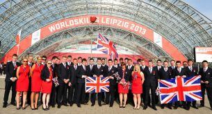 Eastleigh College apprentice is awarded medal at WorldSkills final